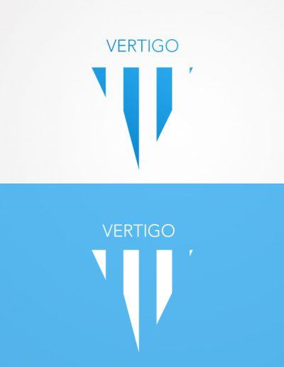 vertigo branding